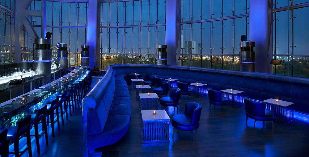 Blue Bar, Hilton Capital Grand Abu Dhabi