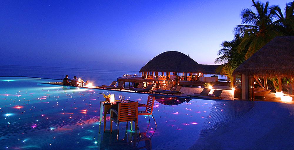Huvafen Fushi Resort